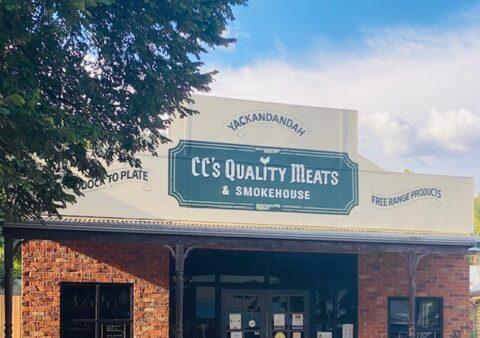 CC's Quality Meats & Smokehouse now in Yackandandah